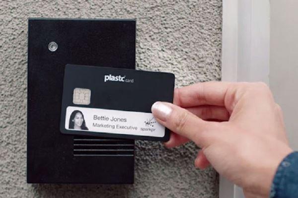 Thẻ từ dùng cho khóa vân tay